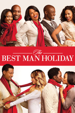 movie poster for The Best Man Holiday