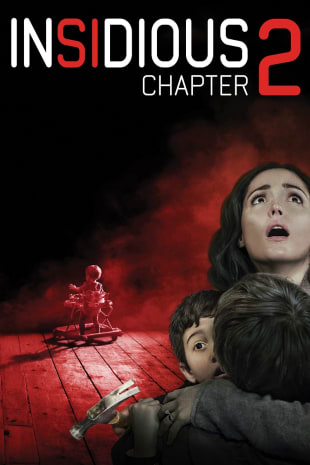 movie poster for Insidious Chapter 2
