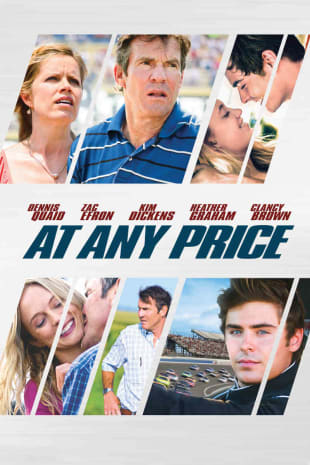 movie poster for At Any Price