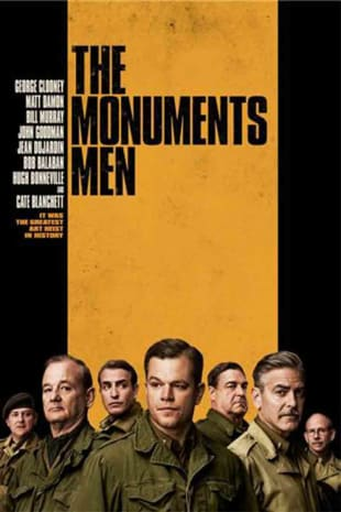 movie poster for Monuments Men