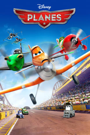 movie poster for Planes
