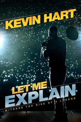 movie poster for Kevin Hart: Let Me Explain