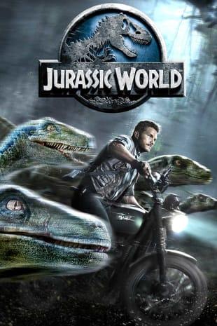 movie poster for Jurassic World