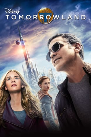 movie poster for Tomorrowland