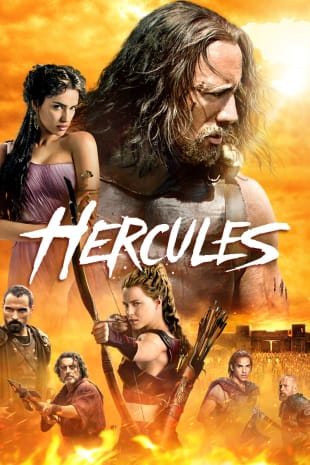 movie poster for Hercules