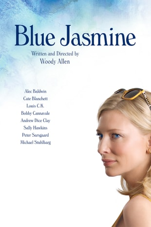 movie poster for Blue Jasmine