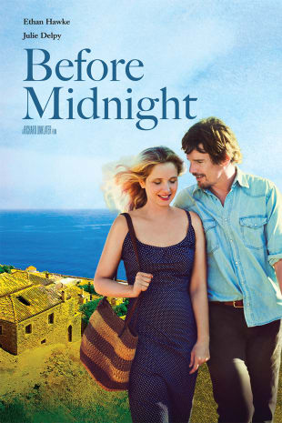movie poster for Before Midnight