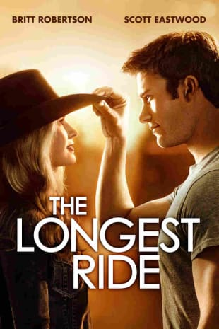 movie poster for The Longest Ride