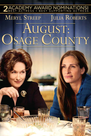movie poster for August: Osage County