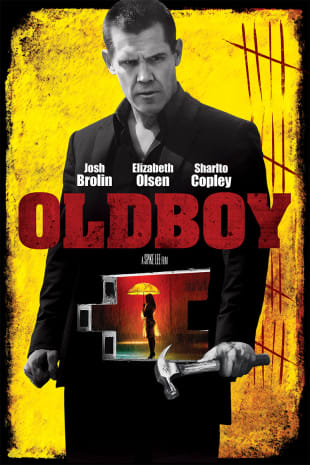movie poster for Oldboy