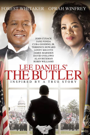 movie poster for The Butler