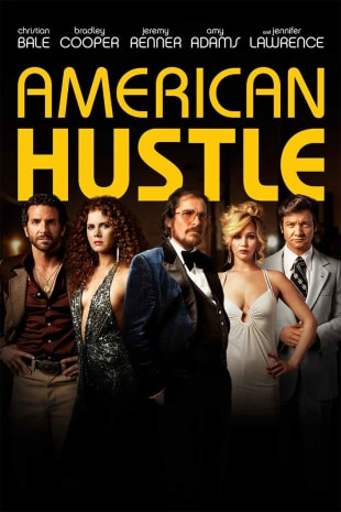 movie poster for American Hustle