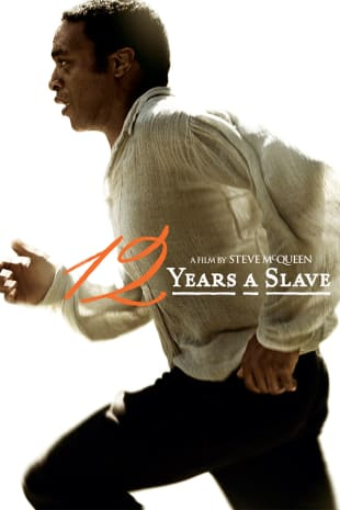 movie poster for Twelve Years A Slave
