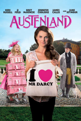movie poster for Austenland
