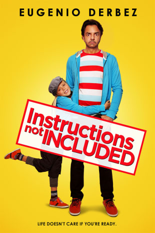 movie poster for Instructions Not Included (2013)