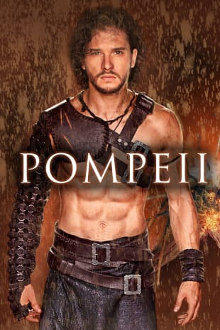 movie poster for Pompeii