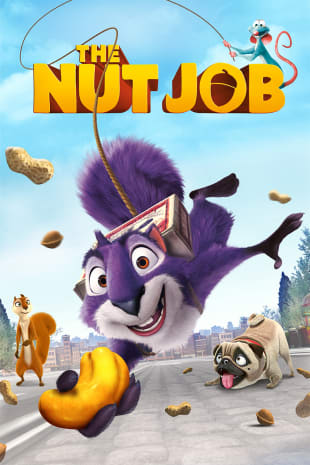 movie poster for The Nut Job