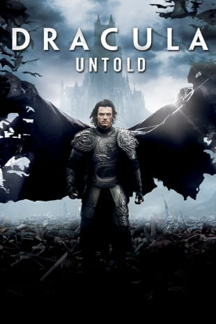 movie poster for Dracula Untold