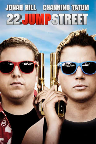 movie poster for 22 Jump Street