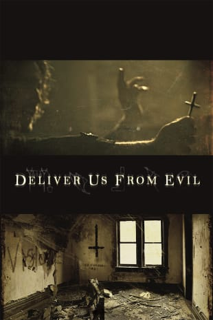 movie poster for Deliver Us From Evil (2014)