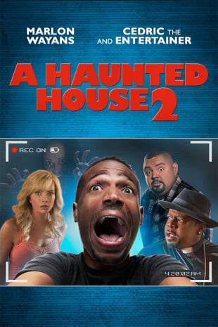 movie poster for A Haunted House 2