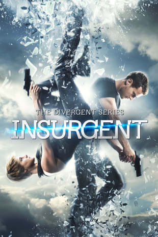 movie poster for Insurgent
