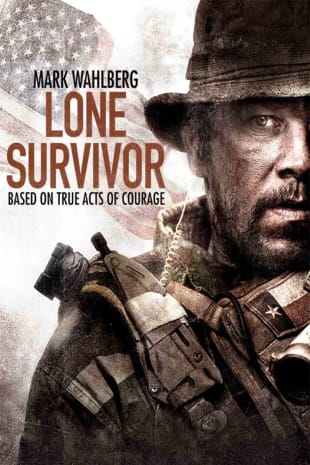 movie poster for Lone Survivor