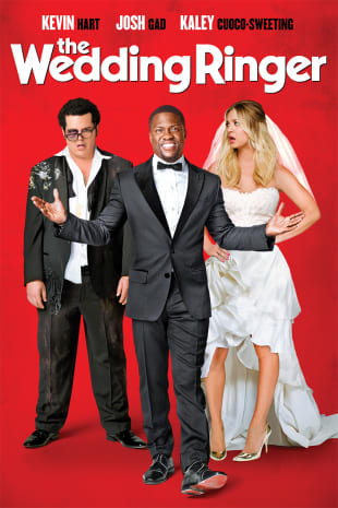 movie poster for The Wedding Ringer