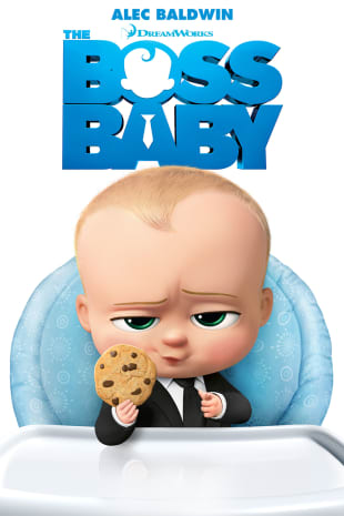 movie poster for The Boss Baby