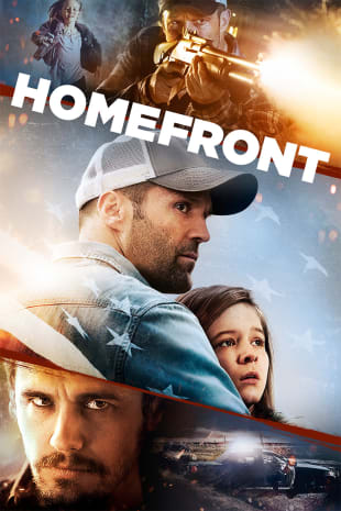 movie poster for Homefront