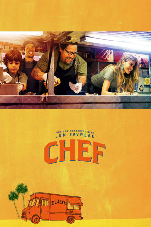 movie poster for Chef (2014)