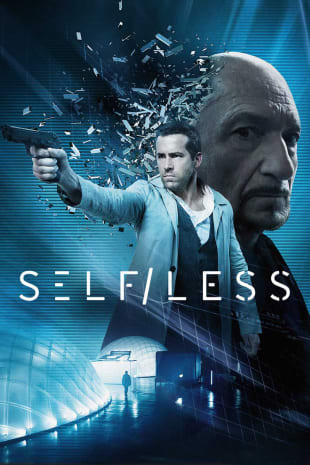 movie poster for Selfless