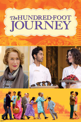 movie poster for The Hundred-Foot Journey