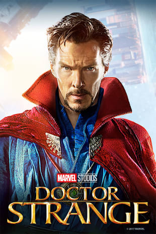 movie poster for Doctor Strange
