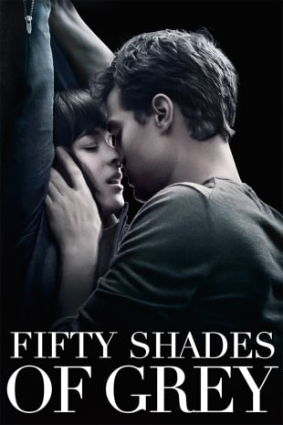 movie poster for Fifty Shades Of Grey
