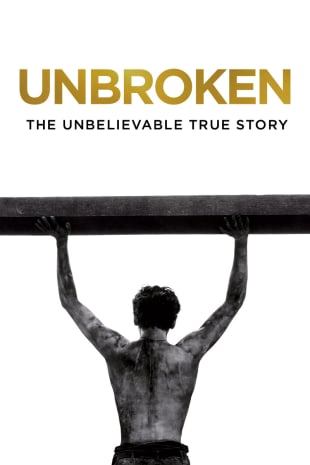 movie poster for Unbroken