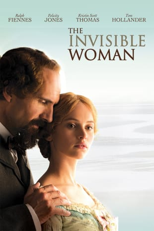 movie poster for The Invisible Woman