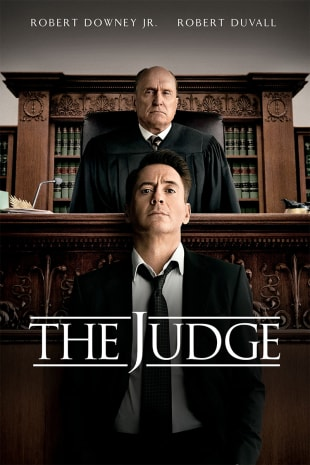 movie poster for The Judge