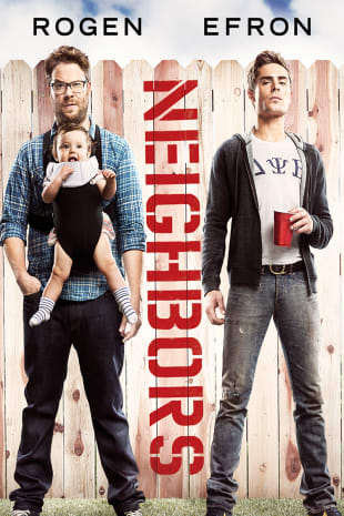 movie poster for Neighbors