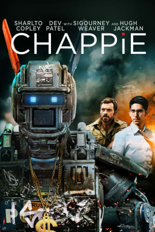 movie poster for Chappie