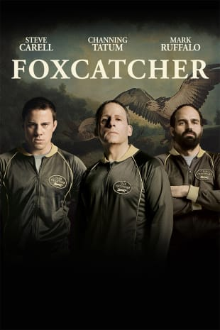 movie poster for Foxcatcher