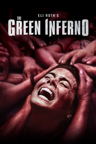 movie poster for The Green Inferno