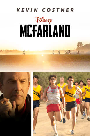 movie poster for McFarland