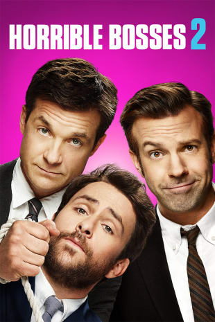 movie poster for Horrible Bosses 2