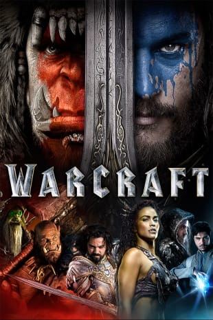 movie poster for Warcraft
