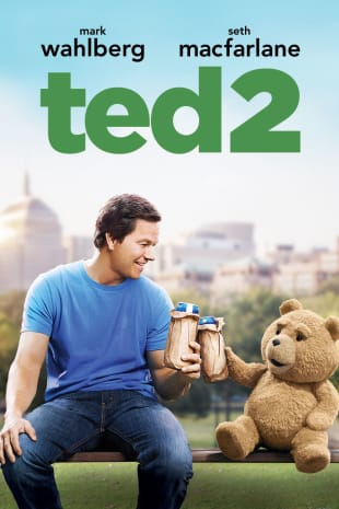 movie poster for Ted 2