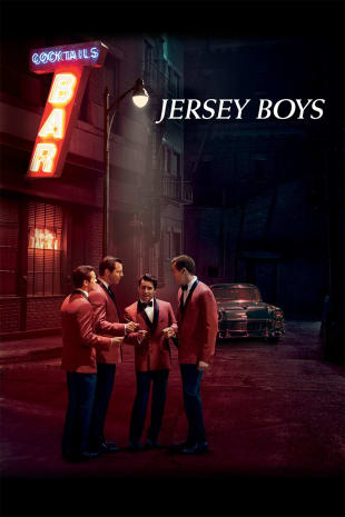 movie poster for Jersey Boys