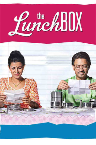 movie poster for Lunchbox