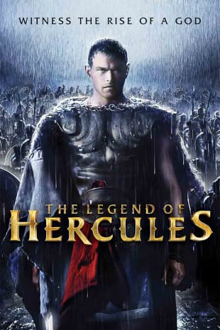 movie poster for The Legend Of Hercules