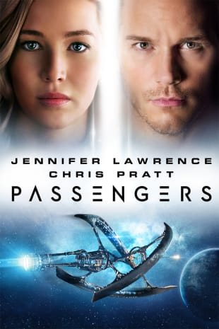 movie poster for Passengers